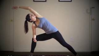Morning Yoga Poses for Beginners at Home