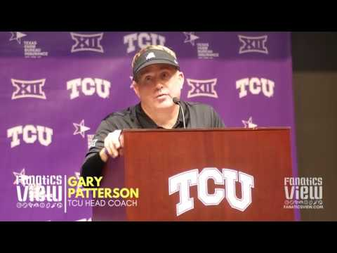 TCU Head Coach Gary Patterson Visibly Frustrated After Texas Tech Loss (Full Press Conference)