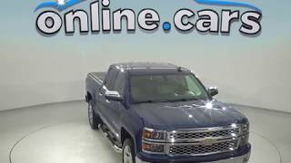 A98581GT - Used, 2015, Chevrolet Silverado, 1500, LTZ, Test Drive, Review, For Sale