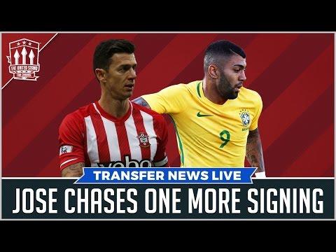 Jose MOURINHO's Last Transfer! MAN UTD TRANSFER NEWS