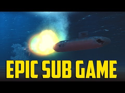 Cold Waters - Epic Sub Game
