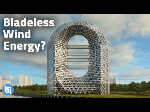 The Future of Solid State Wind Energy - No More Blades