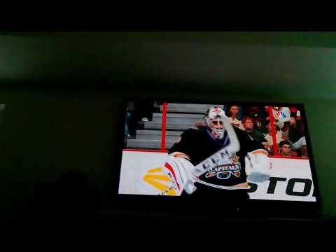 NHL 17 capitals vs sens