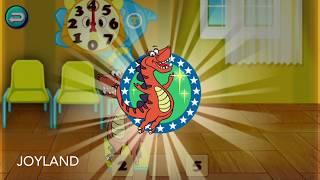 Joyland (10Mins) - Kids learning games videos for Toddler, Preschool & Kindergarten