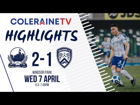 Linfield Coleraine Goals And Highlights
