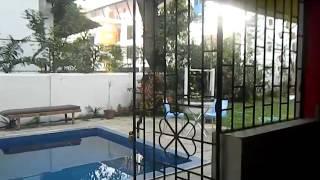 Индия. Goas Pearl Hotel 2* . Отель. Северный Гоа. GOA(Краткий видео обзор отеля Goas Pearl Hotel 2*., 2015-01-19T15:11:55.000Z)