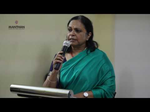 Manthan with K Sujatha Rao(Talk# 218)Do we care? India's health system