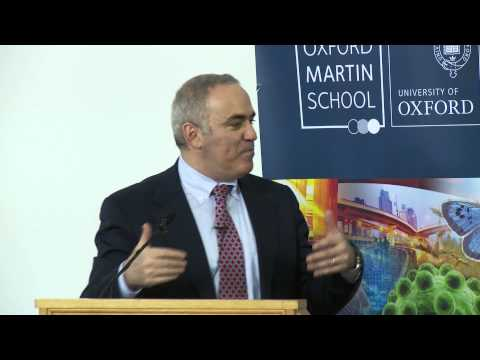 The limits of human performance and artificial intelligence by Garry Kasparov