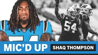 2020 Week 11 Mic'd Up with Shaq Thompson: \