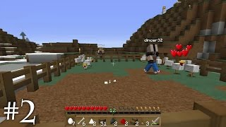 KAĞANCIM, GARDAŞIM (Minecraft Survival #2)