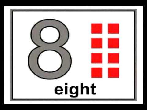 Bài 2  Bé học cách đánh số trong tiếng anh » Tiếng Anh trẻ em » Bài học