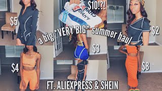 *HUGE* ALIEXPRESS and SHEIN summer try-on haul (: 2019 | PART 2