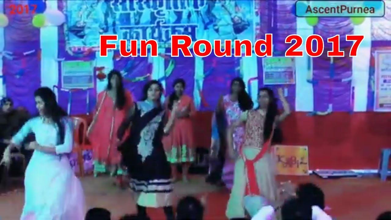 Girls Fun Round 2017  | AscentPurnea |