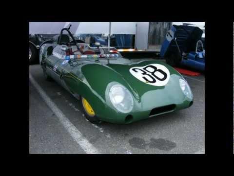 2011 Portland Historic Races  - Vintage Sports / GT / Touring race cars