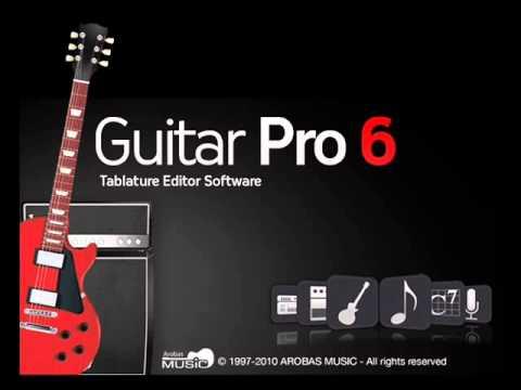 Guitar Pro 6 Intro