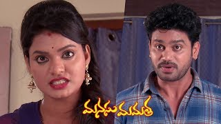 Manasu Mamata Serial Promo - 18th October 2019 - Manasu Mamata Telugu Serial