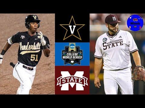 Mississippi State baseball team wins National Championship
