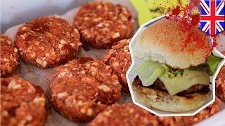 Human flesh burger: Chef creates burger that tastes of human flesh, inspired by The Walking Dead