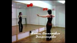Восточные танцы - Урок 7 -