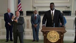 LIVE: Governor Hutchinson Holds News Conference on Establishment of Law Enforcement Task Force