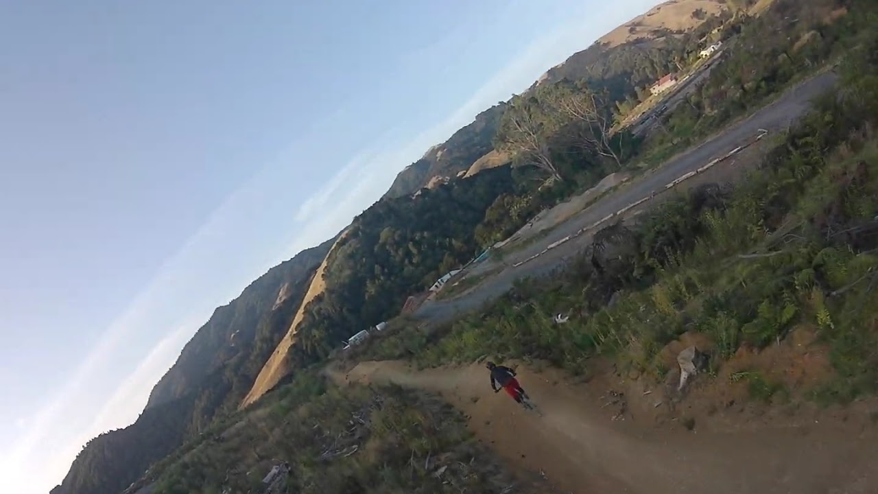 440 mtb bikepark / Chinese Laundry / race drone chase фото