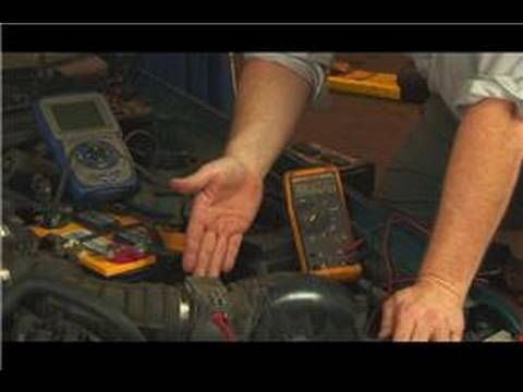 Auto Repair  Maintenance  How to Know if a Mass Air Flow Sensor Is