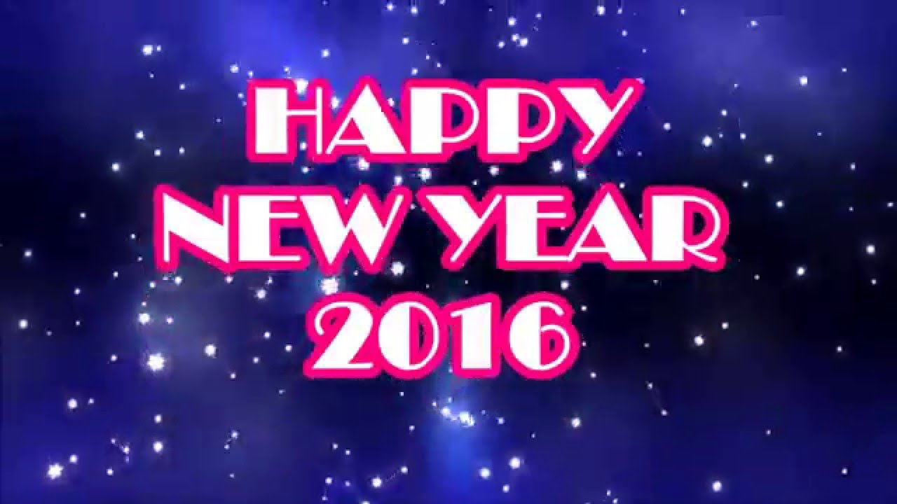 Happy New Year 2016 Beautiful Inspirational Wishesnew Year