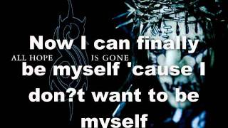 Slipknot-Gehenna (Lyrics)