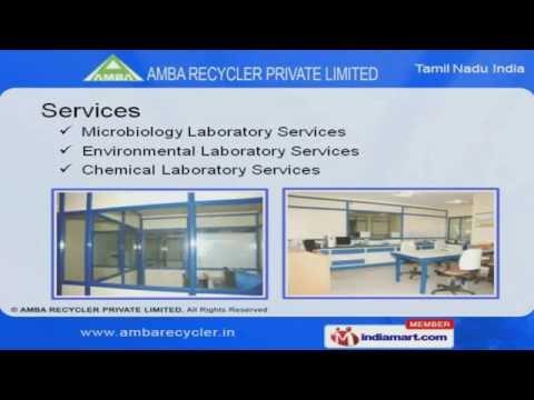 Environmental Testing  By Chennai Testing Laboratory Private Limited, Chennai