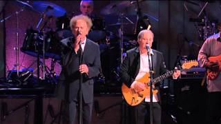 "Paul Simon and Art Garfunkel - ""Bridge Over Troubled Water"" (6 / 6) HD"