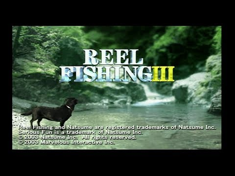 Reel Fishing III - PS2 (2003)