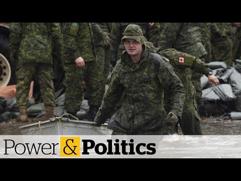 Army arrives in Ottawa amid state of emergency over floods | Power & Politics