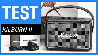 Marshall Kilburn II im Test - Bluetooth-Lautsprecher im Retro-Design