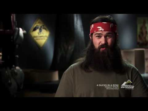 Duck Dynasty - 4 Ducks in a Row - Outdoor Channel