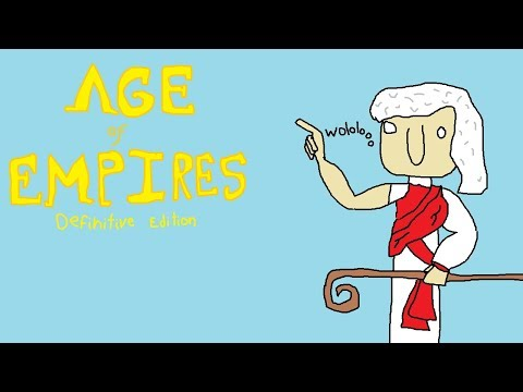 The AUTHENTIC Age of Empires: Definitive Edition Experience