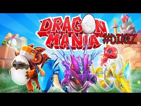 EVCİL EJDERHA ÇİFTLİĞİM - DRAGON MANIA # DİKİZ - YouTube