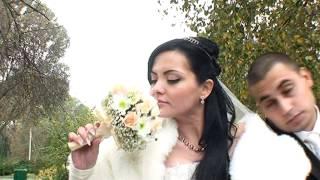 Свадьба Днепродзержинск  2012 Начало свадебного фильма.VOB