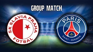 PES 2018 | Champions League | Slavia - PSG