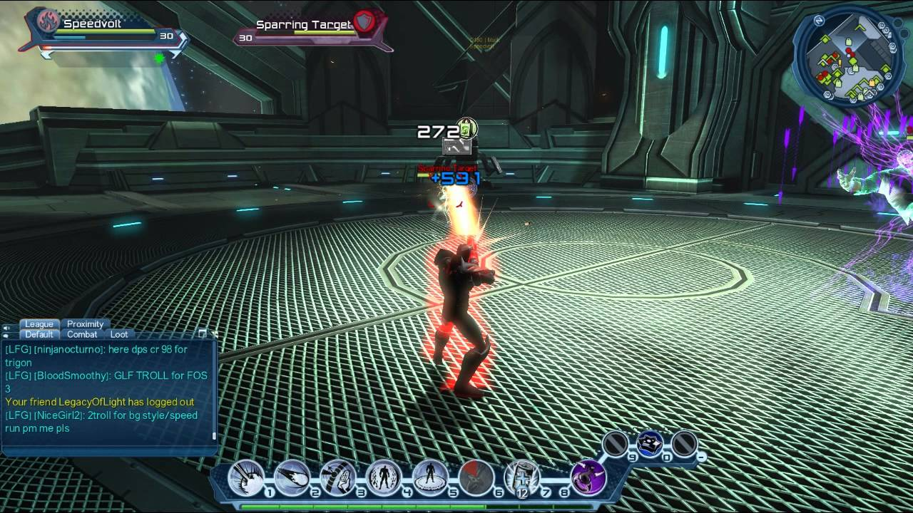 dcuo electricity dps nexus loadout youtube