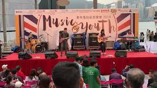 《海闊天空》Cover By 香港LOOP組合 loopbusking Music@Youth 2019-03-10