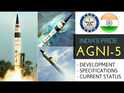 Agni 5 Missile - All Updates About Agni 5 Missile   DRDO Agni-V Current Status (Hindi)