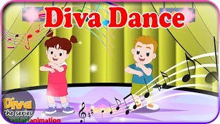 DIVA DANCE | Diva bernyanyi | Diva The Series Official