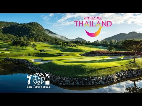 Thailand Golf Tours & Golf Holidays - Golf Tours Abroad