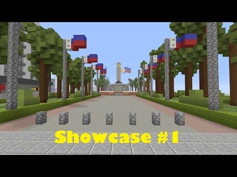 Minecraft : Showcase - Rizal Park