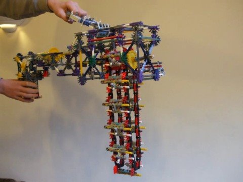 Knex Machine Gun Instructions  YouTube