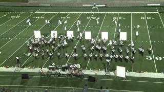 Porter High School Band 2015 - UIL Area F Finals