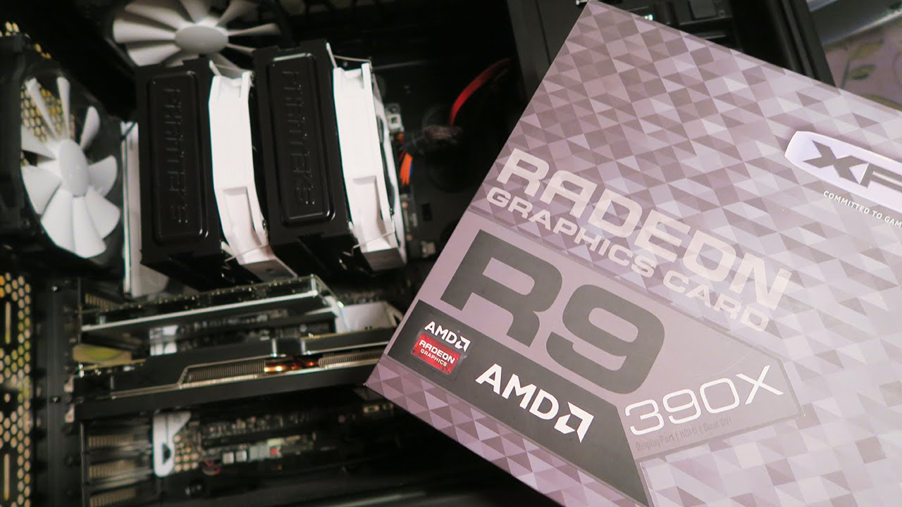 Upgrading to the XFX R9 390X