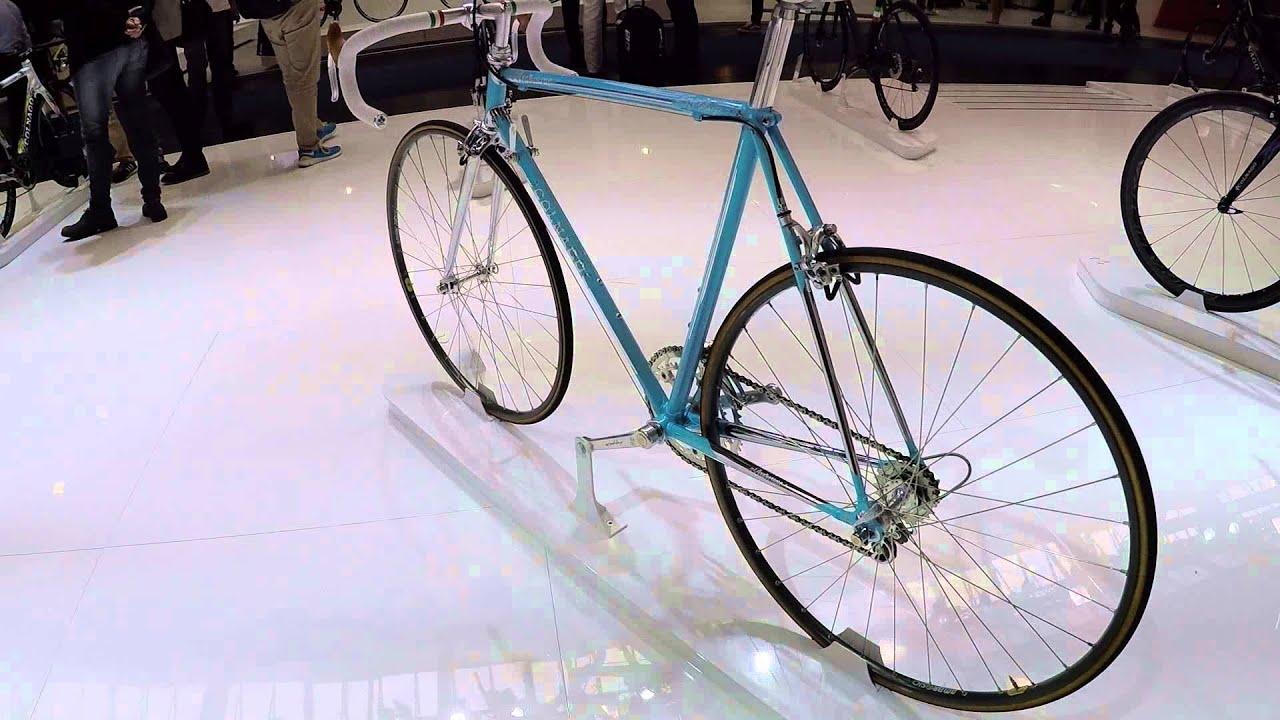 Eurobike 2015 Colnago Vintage Steel Bike Youtube