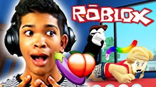 GETTING PREGNANT ON ROBLOX 😘