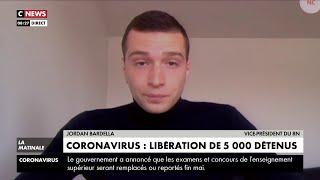 Jordan Bardella : « Le gouvernement a géré cette crise du coronavirus avec amateurisme »